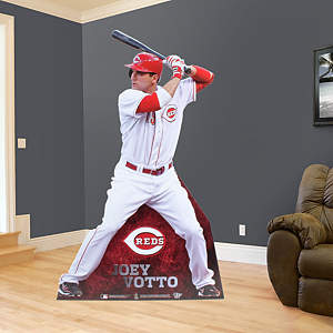 Joey Votto Stand Out